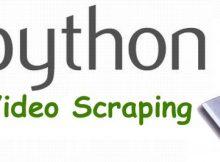 Video Scraping Logo