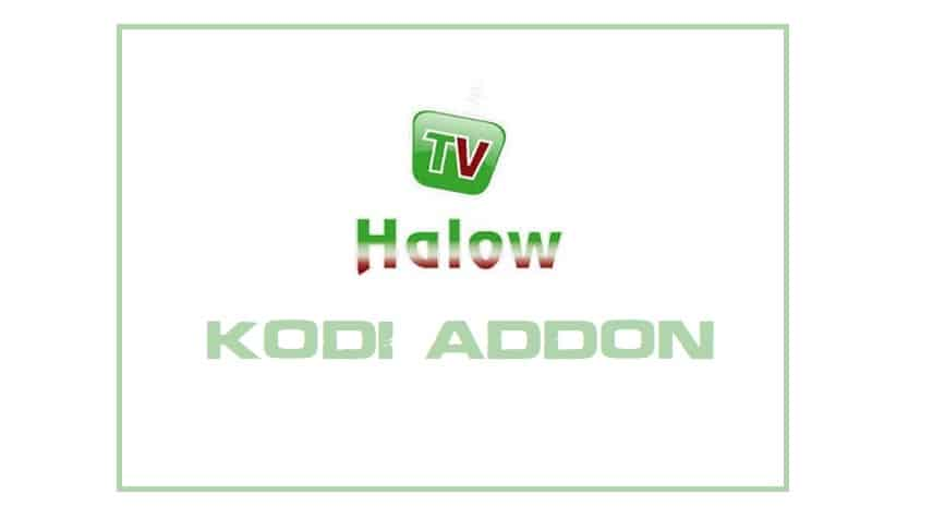 Halow TV Kodi Addon