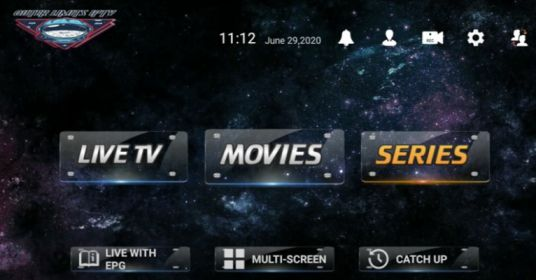 how to use outer limits IPTV on the firestick