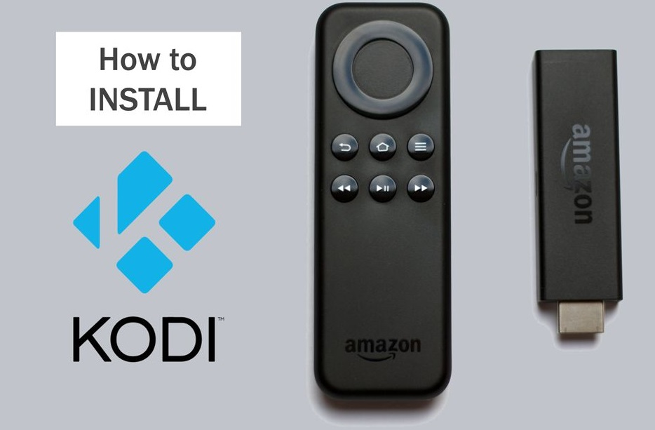 How to Install Kodi on Amazon Fire TV Stick