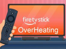 fire tv stick overheat