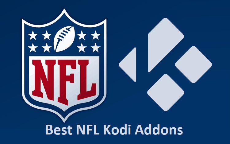 Best NFL Kodi Addons