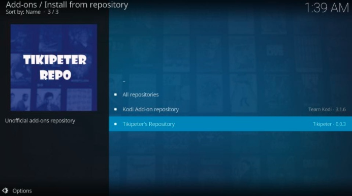 open tikipeter repository