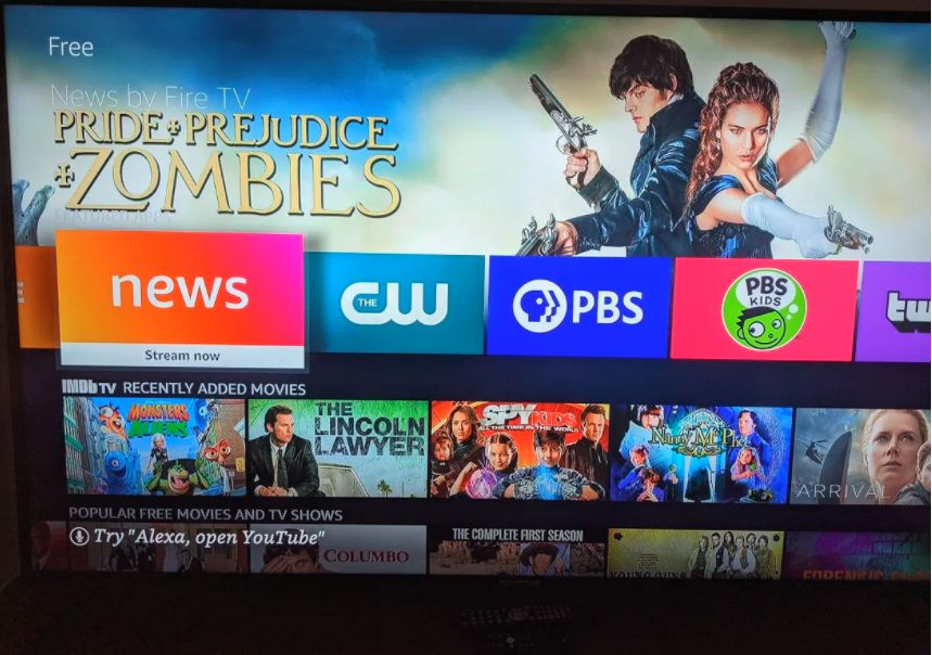 Now Amazon Fire TV Offers Free Access to Local News in 88 Markets of U.S. | Local News on Amazon Fire TV