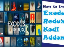 How to Install Exodus Redux Kodi Addon In 3 Easy Steps
