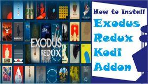 How to Install Exodus Redux Kodi Addon In 3 Easy Steps