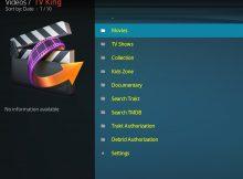 guide install tv king kodi addon repo overview