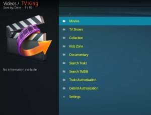 Read more about the article How to Install Kingmovies Kodi Addon – Movies, TV Shows