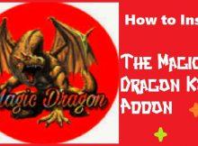 How to Install The Magic Dragon Kodi Addon