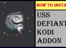 HOW TO INSTALL USS DEFIANT KODI ADDON IN 3 EASY STEPS