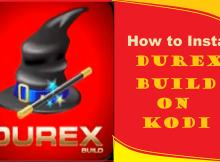 Durex Build