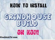 Grindhouse Build