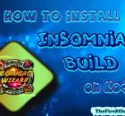 Insomniacs build