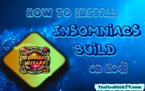 Insomniacs build