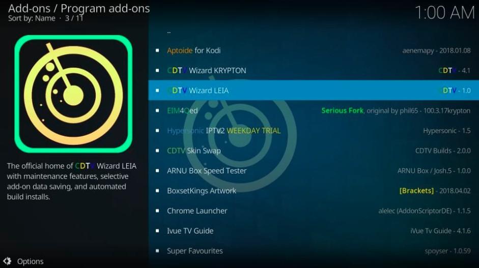 How to Install CellarDoor TV Builds on Kodi in Easy Steps 2021