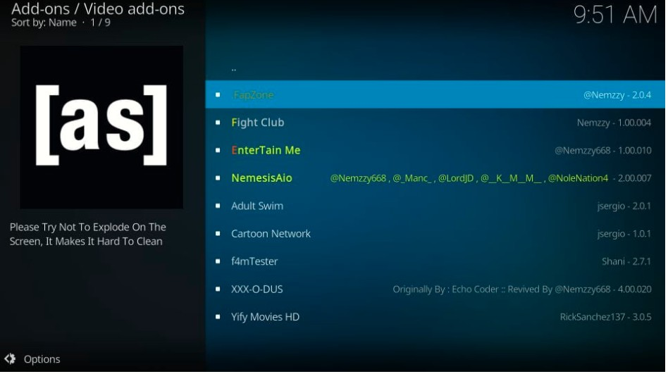 How to install FapZone porn addon on Kodi in Easy Steps 2021