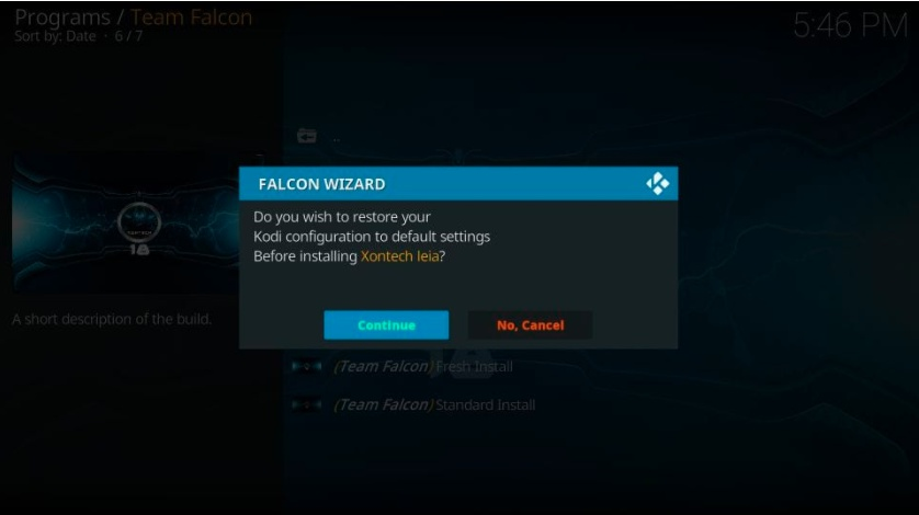 How to Install Xontech Build on Kodi in Easy 2 Steps
