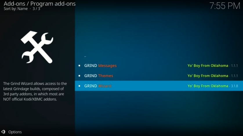 How to Install The Grind Build on FireStick in Easy Steps