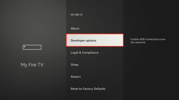 mouse toggle on firestick