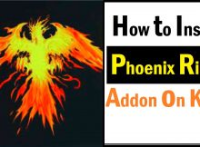 How to Install The Phoenix Rises on Kodi/Firestick Addon in 3 Easy Steps