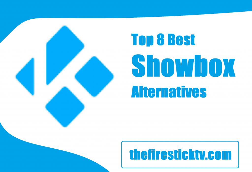 Top 8 Best Showbox Alternatives 2021