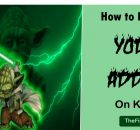 How to Install Yoda Addon on Kodi in 3 Easy Steps 2021