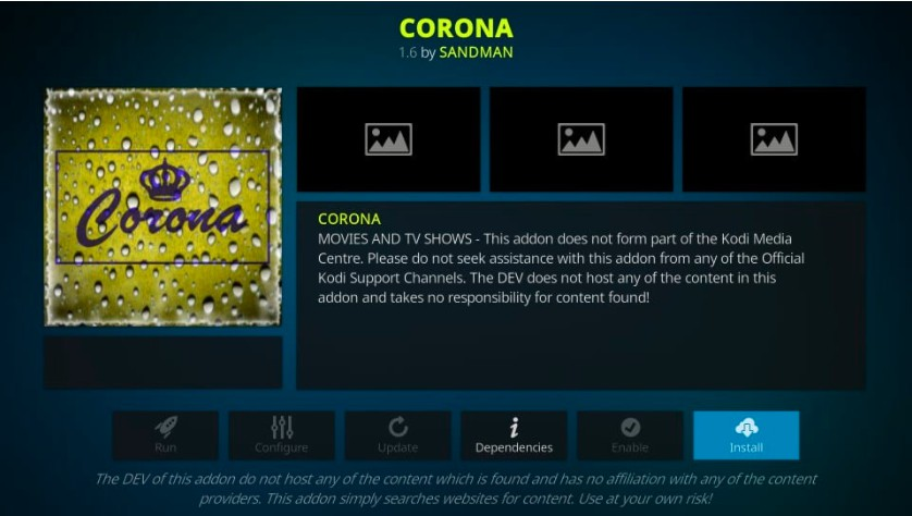 How to Install Corona Addon on Kodi in Easy Steps 2021