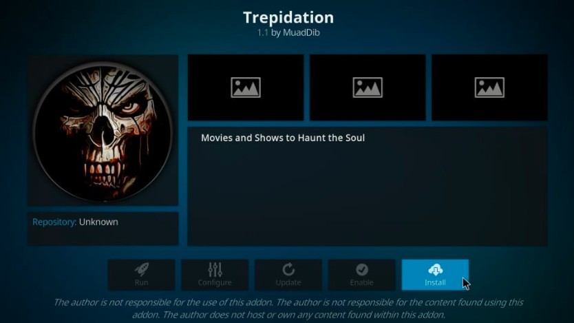 How to Install Trepidation Addon on Kodi 17.6 Krypton in Easy Steps