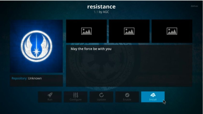 How to Install Resistance Live TV Addon on Kodi 17.6 in Easy Steps