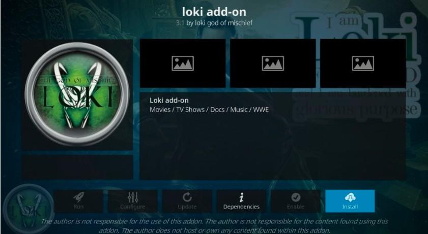 How to Install Loki Kodi Addon in Easy 2 Steps