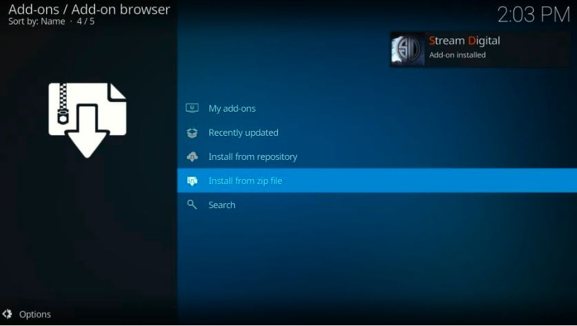 How to Install Duff Light Build on Kodi in Easy 2 Steps