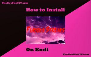 How to Install Furious Streams Kodi Addon on Kodi in Easy Steps 2021