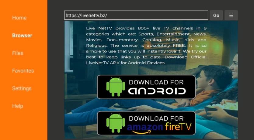 Easy Method to Install Live Net TV on FireStick 2021