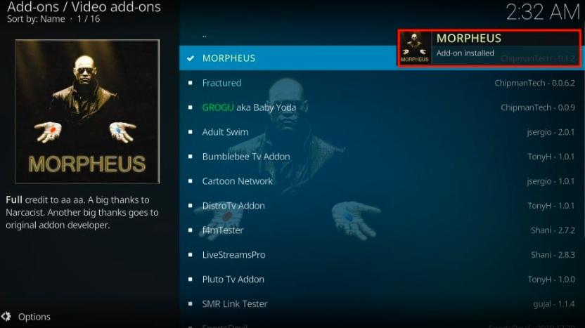 How to Install Morpheus Addon on Kodi 2021 - Easy 2 Steps to Install Morpheus Kodi Addon