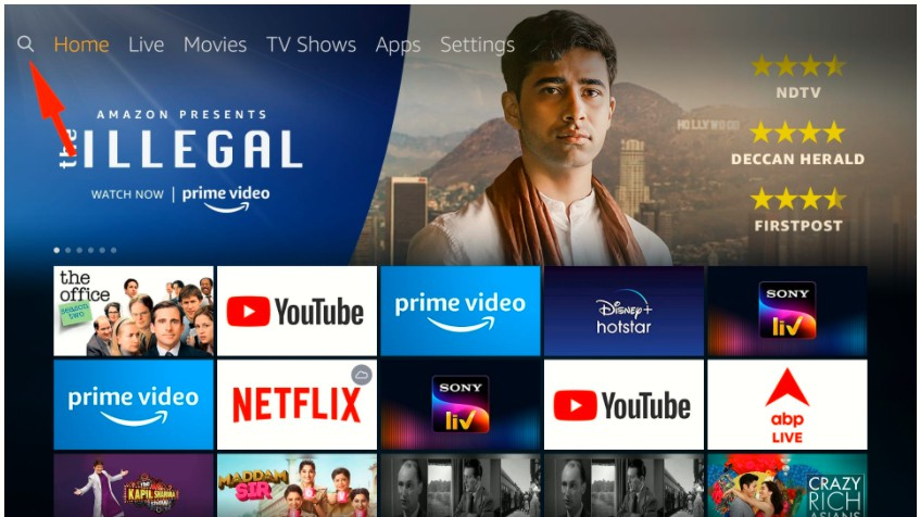 How to Install Netflix app on FireStick in Easy Steps 2021 - Install and Watch Netflix