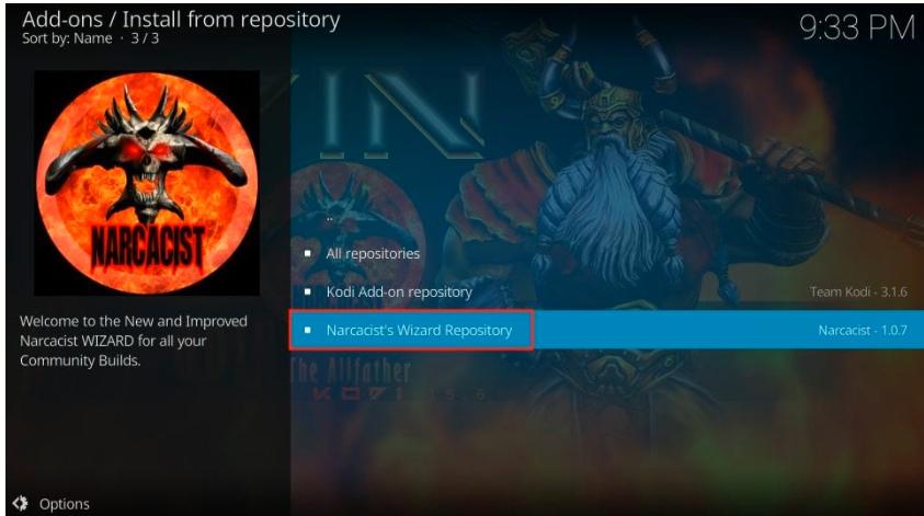 Asgard addon's repository