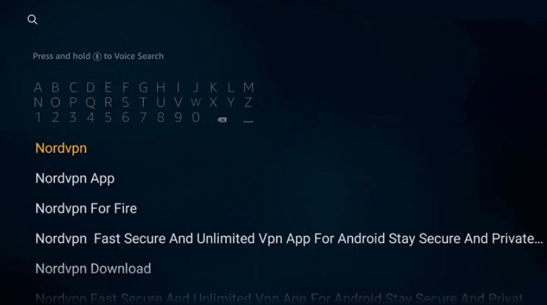 How to Install and Use Nord VPN on Firestick TV - Best VPNs 2021