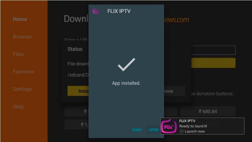 open flix iptv