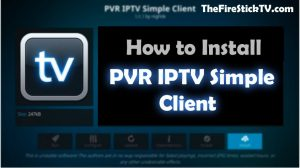 How to Install PVR IPTV Simple Client on Kodi in Easy Steps (2021)