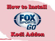 Fox Sports go 1