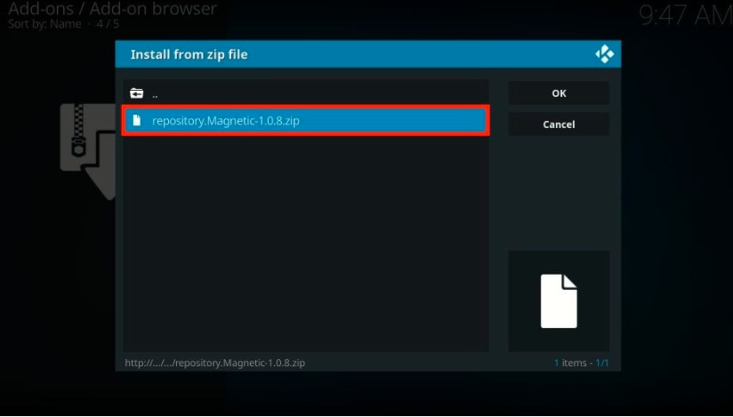 Install Shadow Addon on Kodi in 2 Easy Steps to 2021