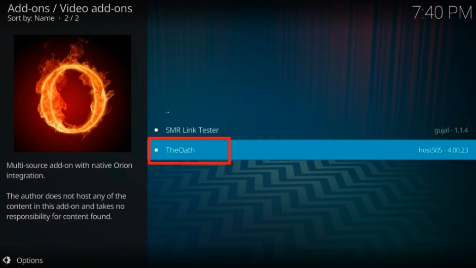 How to Install The Oath Kodi Addon in Easy Steps 2021