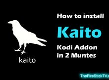 Install Kaito Kodi Addon in 2 Minutes - TheFireStickTV.com