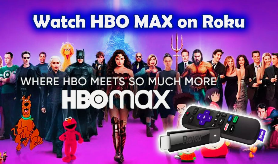 Watch HBO Max Roku Channel