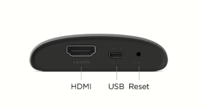 Roku device port