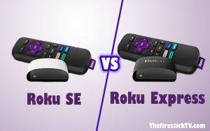 Roku SE vs Roku Express 2021 - Compare Roku Models