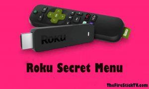 How to Access Roku Secret Menu 2021